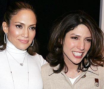 Jennifer Lopez ve kardeşi